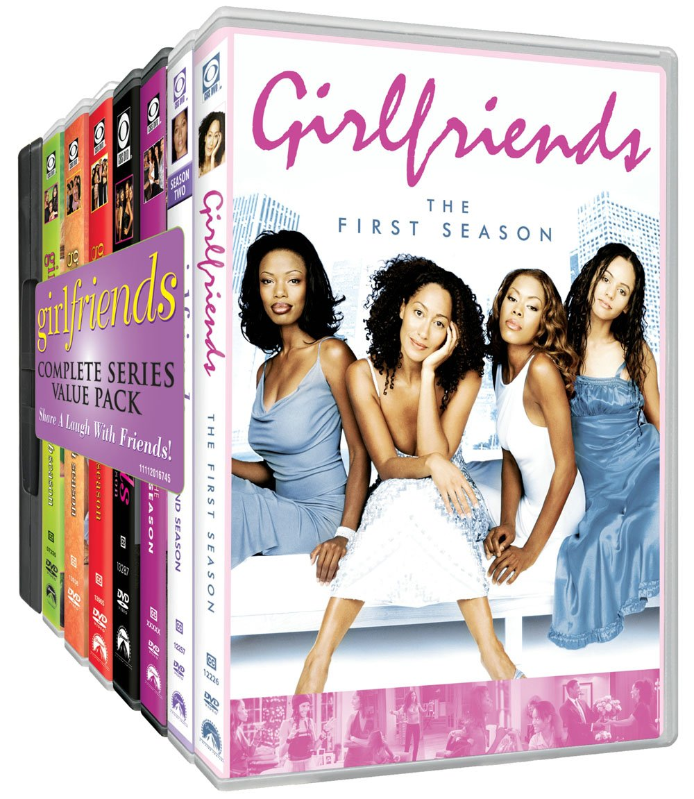 Amazon Girlfriends The Complete Series Reggie Hayes Movies TV
