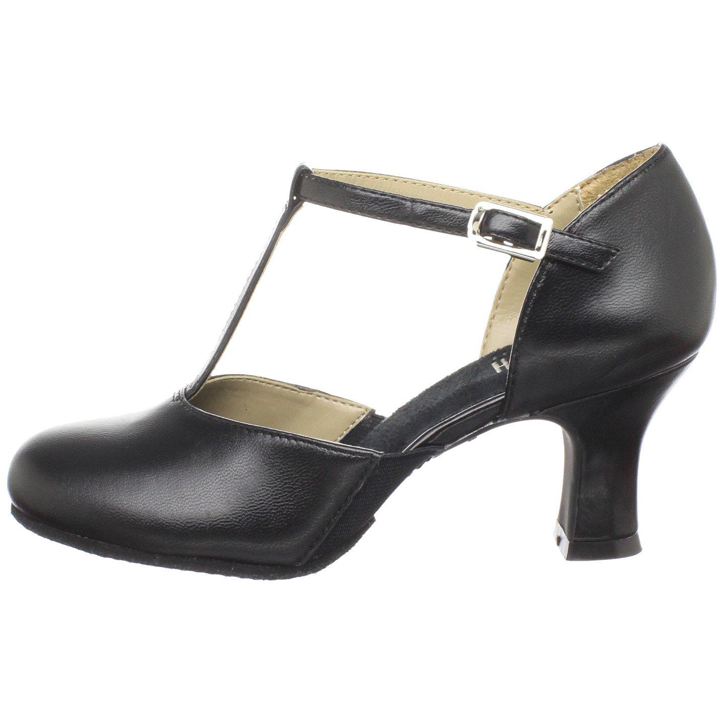 Bloch Dance Women's Split 9.5 Flex Character Shoe B0041HZ3AK 9.5 Split X(Medium) US|Black d6b5a6