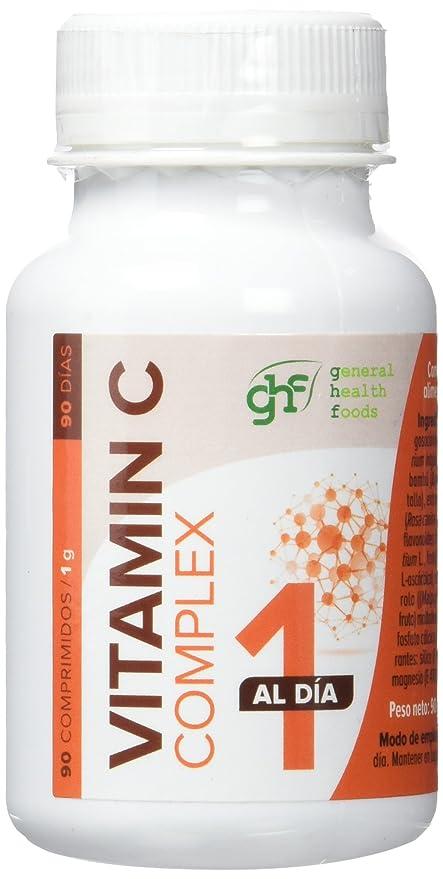GHF - GHF Vitamina C 90 comprimidos 1gr