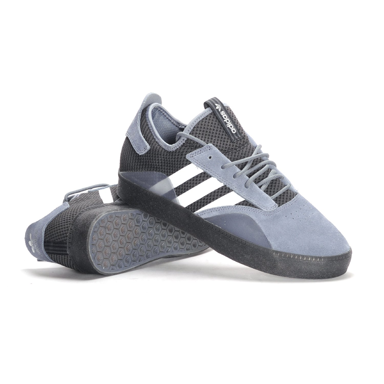 adidas 3ST.001 Skate Shoes Mens 11.5 D(M) US|Onix/White/Core Black