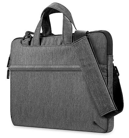 Plemo 13-13.3 Inch Waterproof Laptop Briefcase,