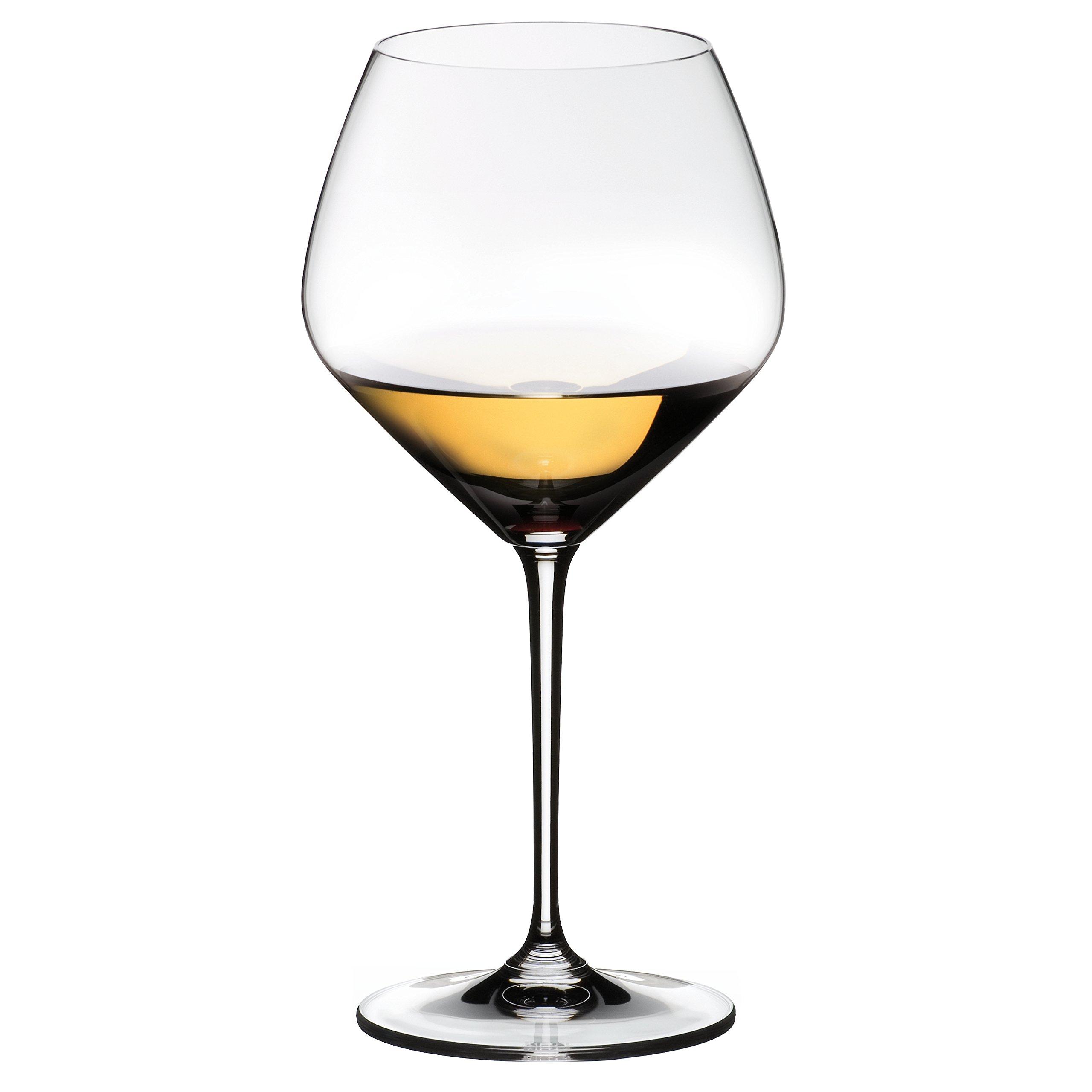 Riedel Vinum Extreme Leaded Crystal Chardonnay Wine Glass, Set of 6