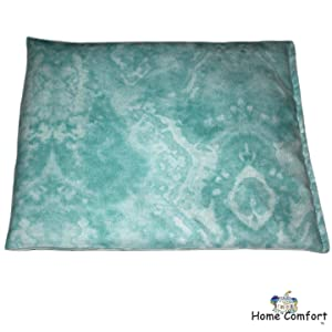 Microwaveable Heating Pad (Aqua)