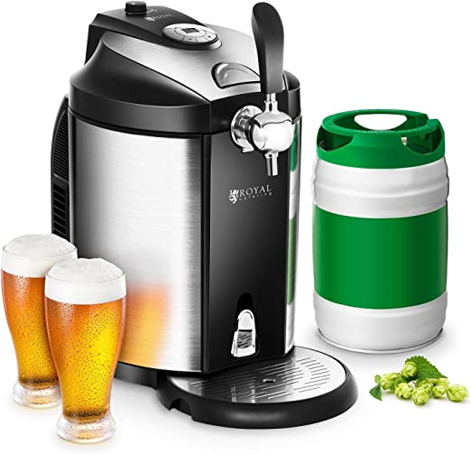 Royal Catering Dispensador de Cerveza Tirador de Cerveza con ...