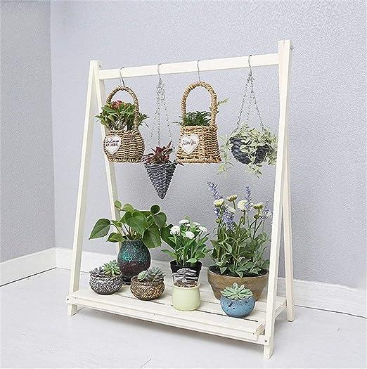 Puesto De Flores,estante para flores Soportes para plantas Suelo ...