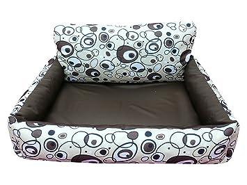 Snoopy Perros sofá Dormir Cama Espacio para perros Perros Cojín + Royal CANIN educ gratis - Tallas: S - L: Amazon.es: Productos para mascotas