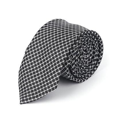 fogun Hombres Corbatas elegante corbata formal de traje de ...