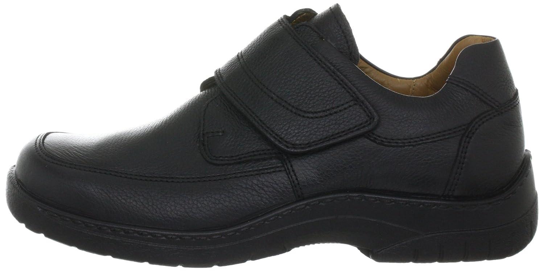Jomos Feetback 406202 44, Scarpe stringate basse casual uomo, Nero (Schwarz (schwarz 000)), 46