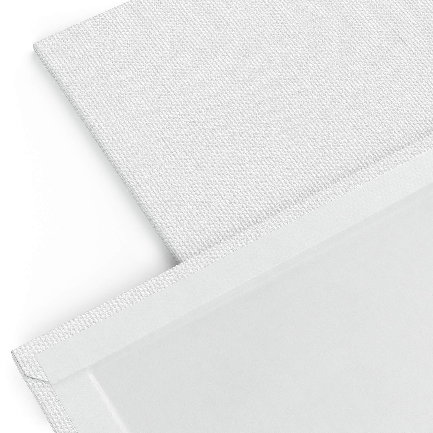 100/% Cotton 12.3 oz Primed 7 oz Unprimed Acid-Free Set of 28 6x6 White Blank Square 8x8 Arteza Canvas Panels Multi-Pack for Acrylic /& Oil Painting 12x12 Inch 10x10