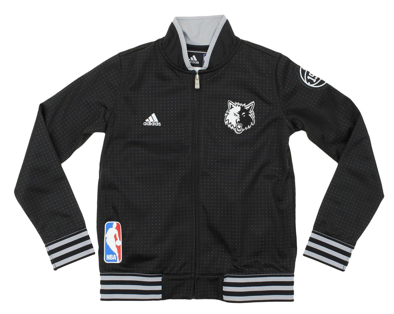 NBA Adidas Youth Big Boys (8-18) On Court Jacket, Team Options