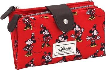 18 cm Disney Classic Minnie Ivory Porte-Monnaie Beige