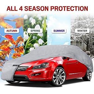 Amazoncom Full Car Covers Exterior Accessories Automotive