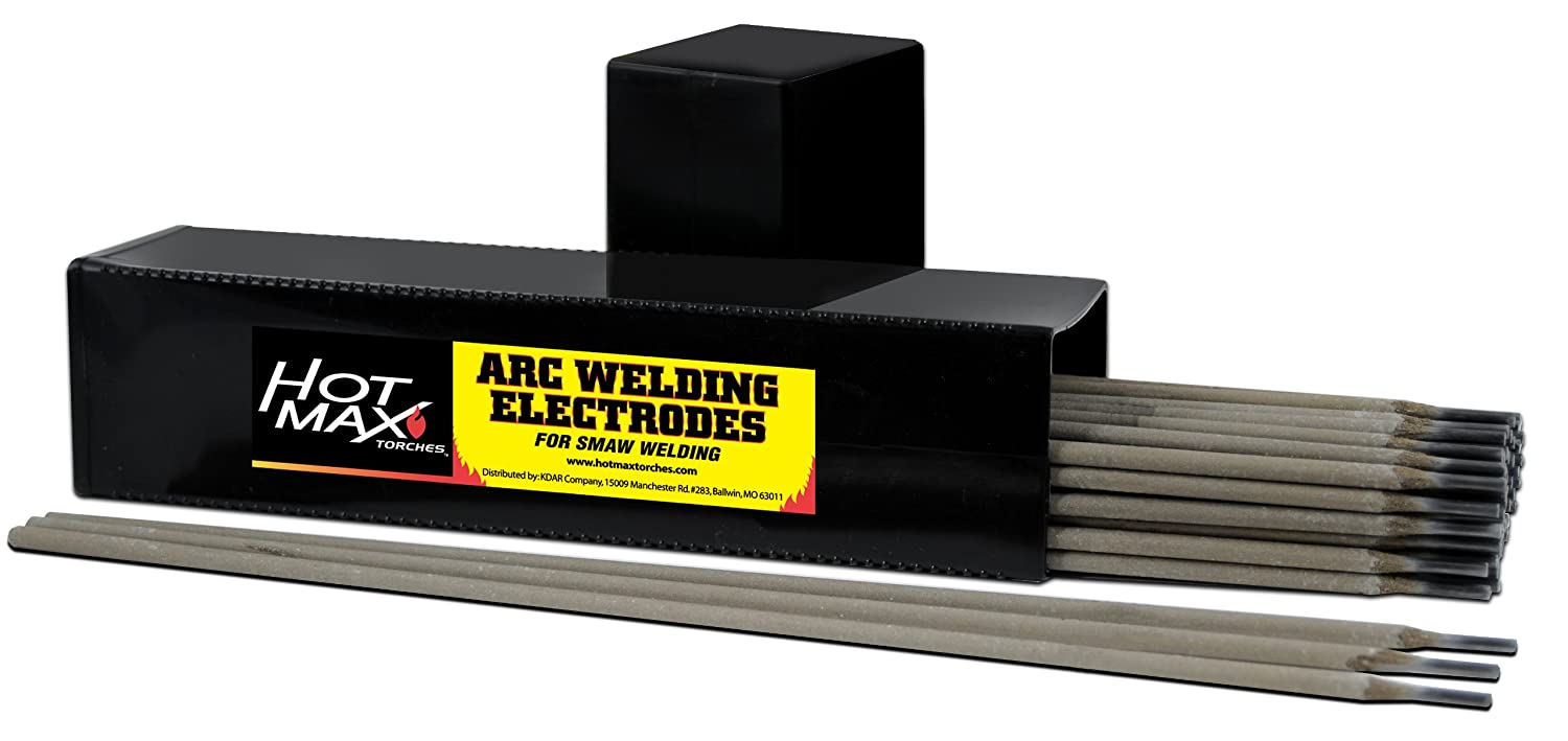 Hot Max 23302 1//8-Inch E6011 .5# ARC Welding Electrodes