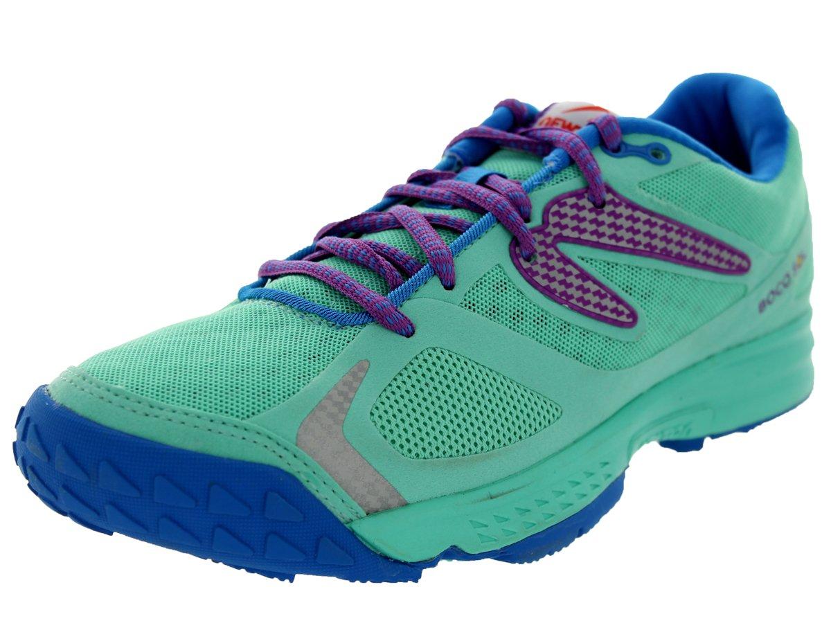 Newton Running Women's Boco Sol Running Shoe B00JU9Z516 8 B(M) US Aquamarine/Purple