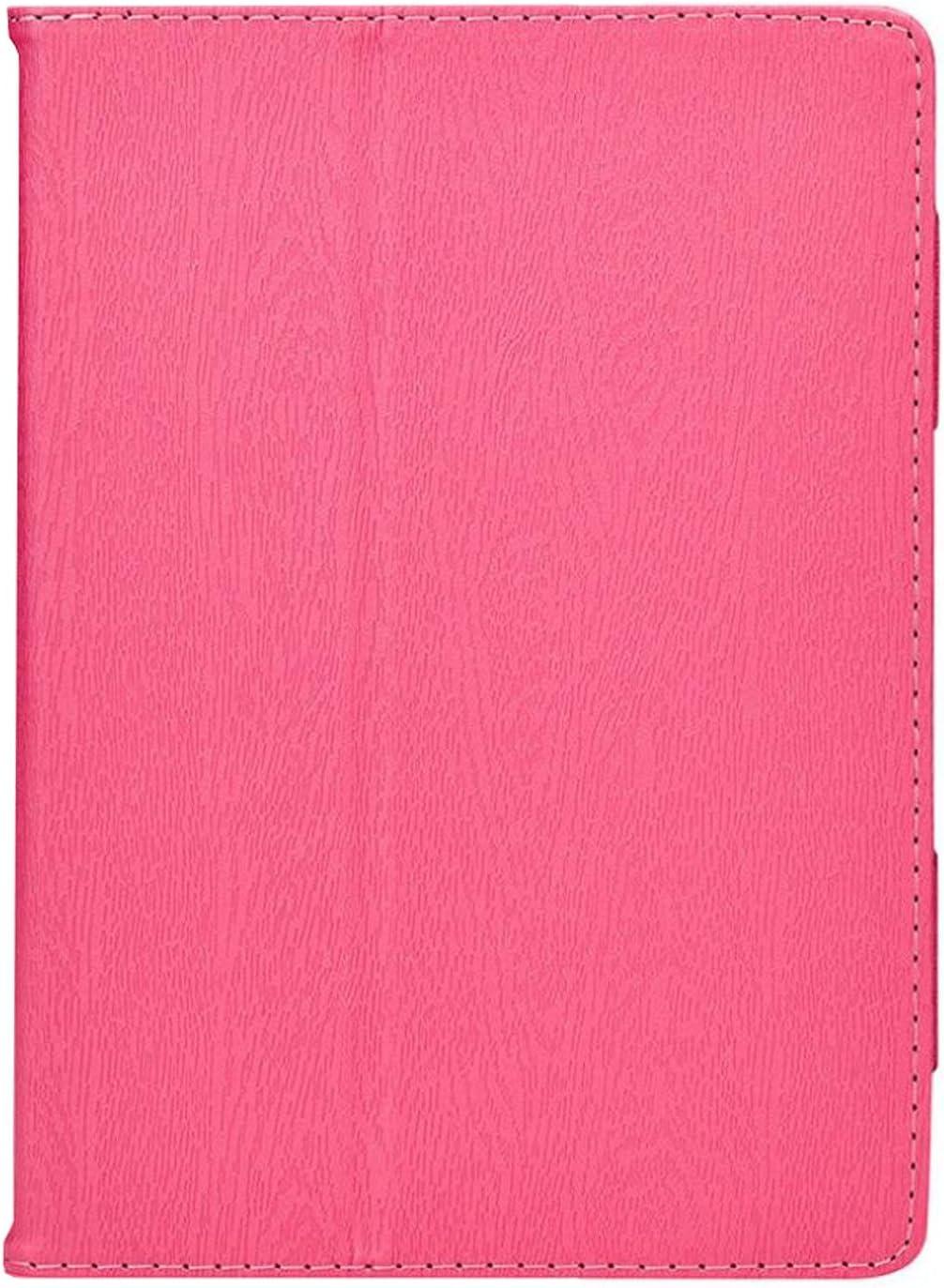 Transwon 10 Inch Tablet Case Compatible with VANKYO MatrixPad S30, ZONKO 10.1, Winsing 10, Hoozo 10, Lectrus 10.1, Victbing 10, FLYINGTECH 10, WECOOL 10, DUODUOGO K6, SUMTAB 10, CHENEN 10 - Pink