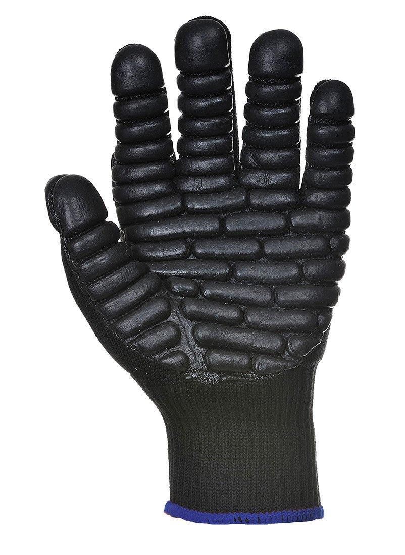 Large A790BKRL CCA PORTWEST Anti Vibration Gloves