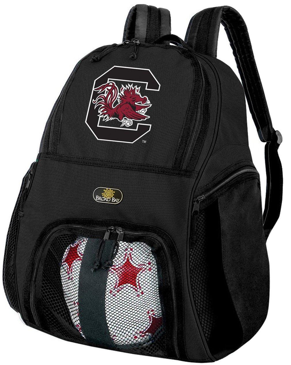 University of South CarolinaサッカーバックパックまたはSouth Carolina Gamecocksバレーボールバッグ B008Y4OTU6