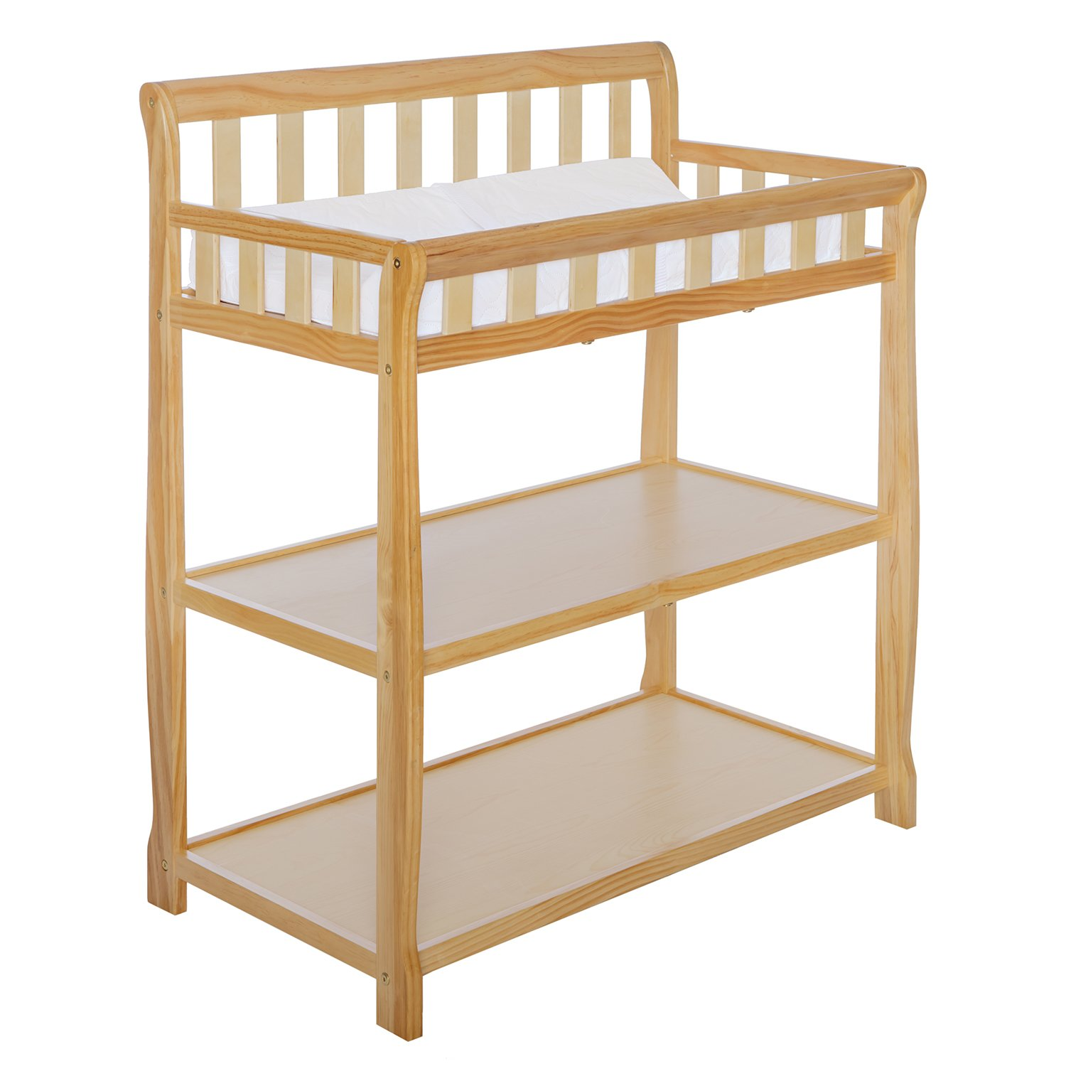 Dream On Me Ashton Changing Table, Natural by Dream On Me