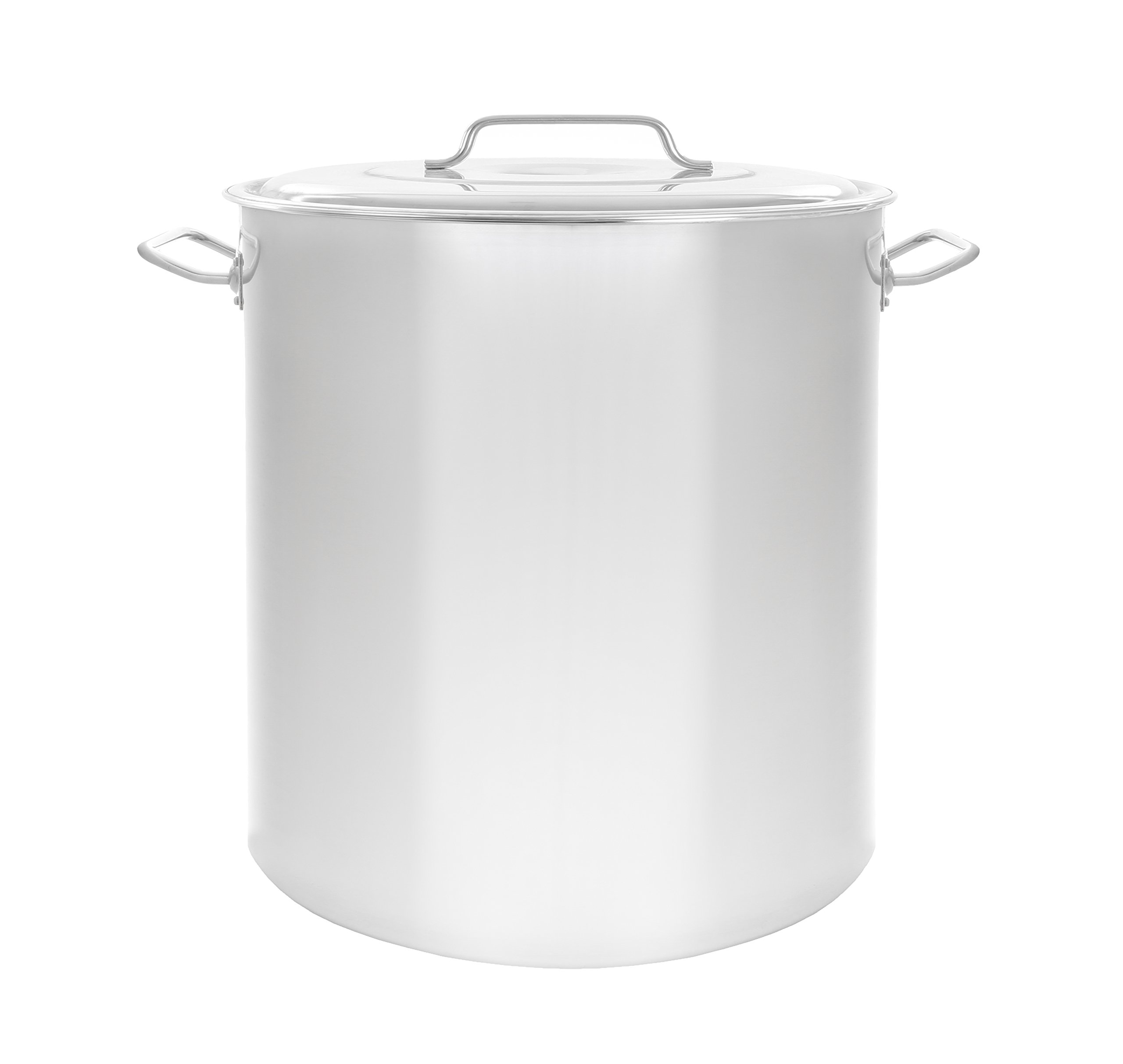 Concord 50 Quart Stainless Steel Stock Pot Cookware by Concord Cookware