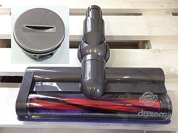 7865eddcf5bc0 Bouchon de fermeture Rouleau pour Dyson Brosse motorisée sol Tapis  D origine pour portable
