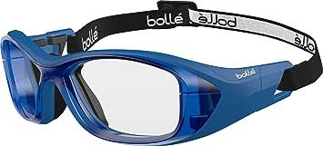 Bollé Kinder Swag Sonnenbrille, True Blue, Small