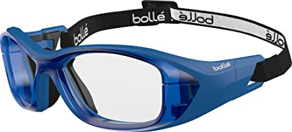 Amazon.com: Bolle Swag Platinum - Gafas de sol, color azul ...