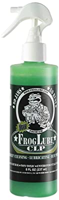 FrogLube CLP Liquid 8 oz Spray Bottle