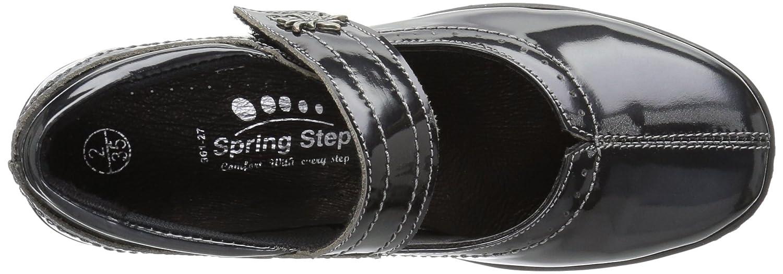 Spring Step Women's Amparo Mary Jane M Flat B01K89QW4K 36 EU/5.5-6 M Jane US|Pewter fc544c