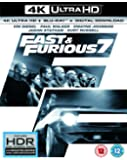 Fast & Furious 7 (4K UHD Blu-ray + Blu-ray+ Digital Download) [2015]