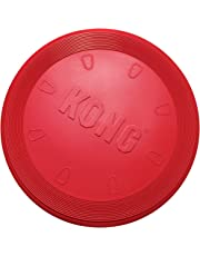 KONG - Flyer - Durable Rubber Flying Disc Dog Toy