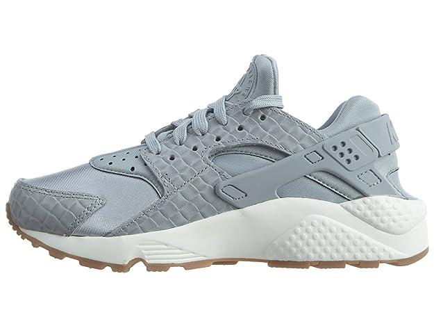 separation shoes df6e6 f4735 Amazon.com   NIKE Womens air Huarache Run PRM Trainers 683818 Sneakers Shoes  (7 D(M) US, Wolf Grey sail 012)   Fashion Sneakers