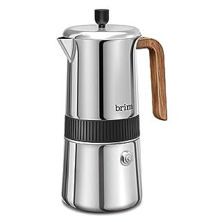 Brim (50028) 6 CUP Moka Maker