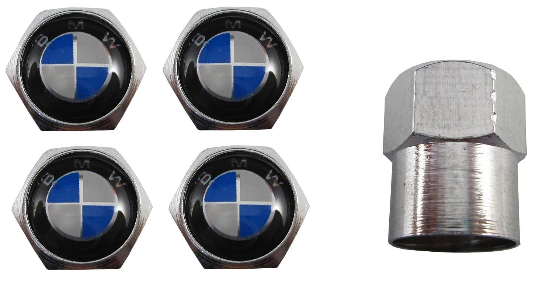 valvulas de acier inoxydable pour voiture BMW Bleu