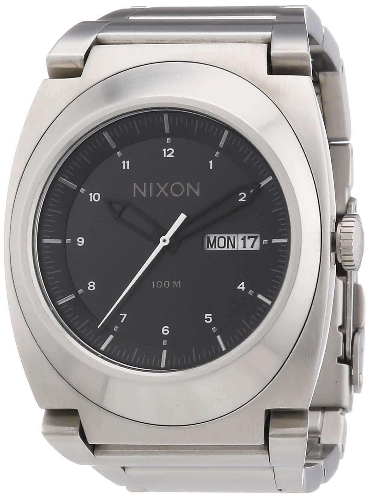 NIXON Men's Quartz Stainless Steel Casual Watch(Model: A358-000)
