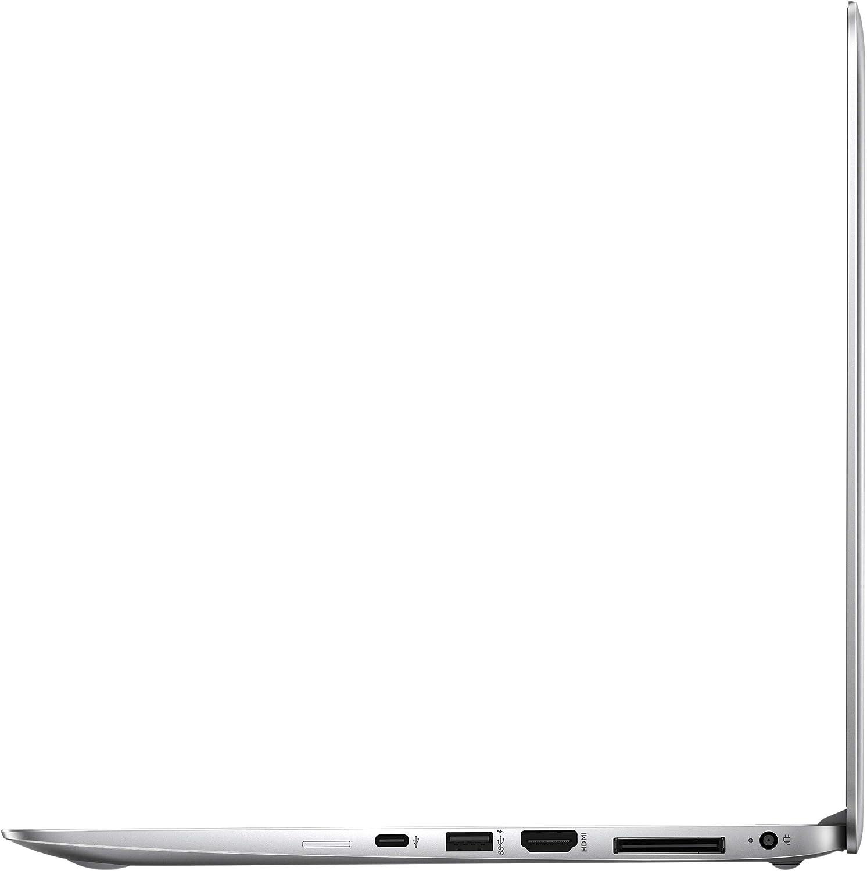 HDMI Bluetooth 802.11AC Webcam Windows 10 Pro 128GB SSD HP EliteBook Folio 1040 G3 USB-C 14 QHD Touchscreen Renewed 8GB DDR4 Memory Intel Core i5-6300U