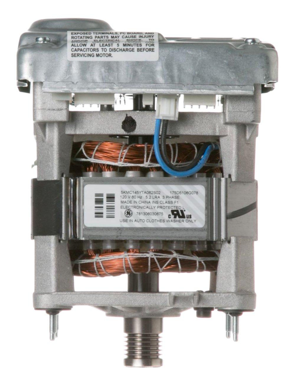 GE WH20X10092 Parts Motor and Inverter Assembly by GE