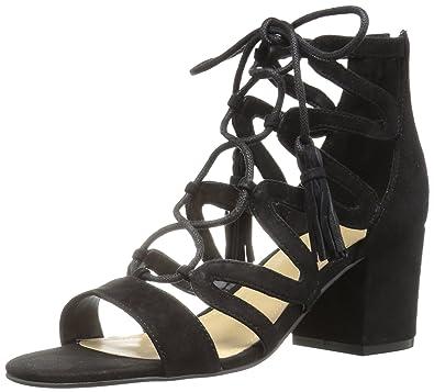 89db644920 Amazon.com | Marc Fisher Women's Rayz Sandal | Heeled Sandals