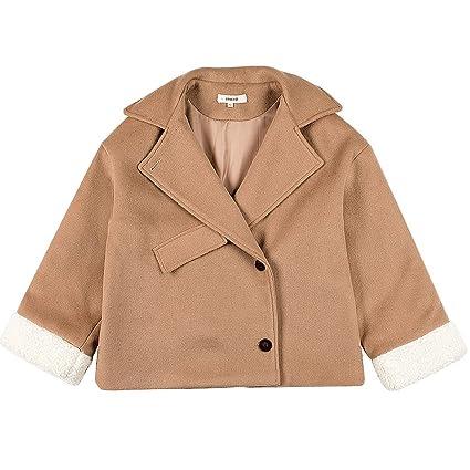 hot sale online 2eac4 1b0af LI SHI XIANG SHOP Abbigliamento Donna da Donna con Cappotto ...