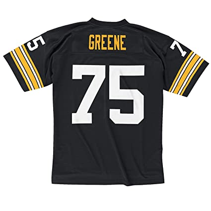 Champion Mens Life Long-Sleeve Football Jersey T-Shirt Black XX-Large  Champion 936534107