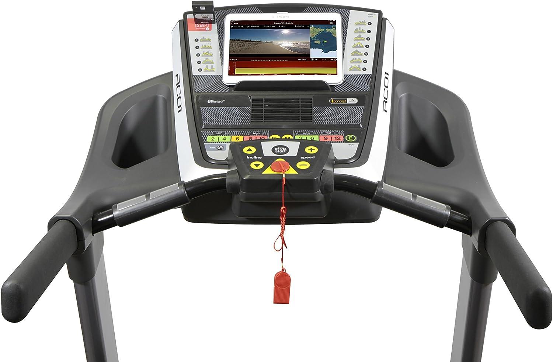 BH Fitness - Cinta de Correr i.rc01 Dual + Dual Kit t: Amazon.es ...