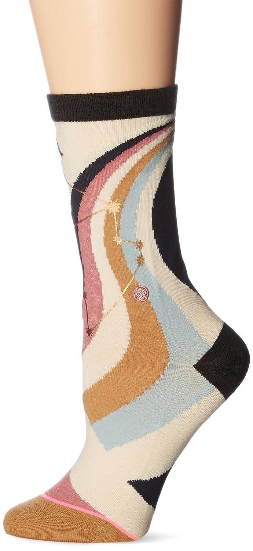 ff0398424 Amazon.com  Stance Women s Zodiac Crew Sock  Clothing