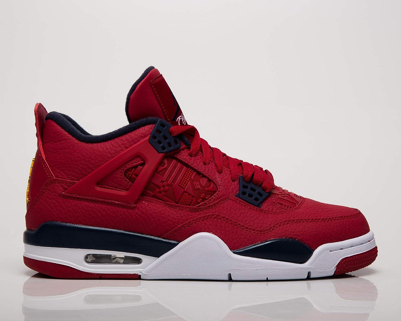 Buy Nike Men's Air Jordan4 Retro SE Red