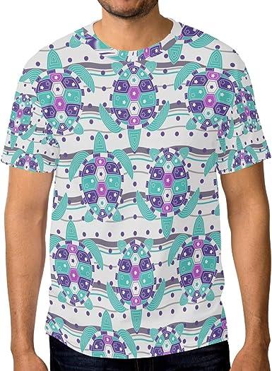 Camiseta para hombre de dibujos animados con diseño de ...