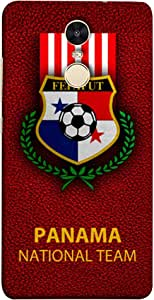 ColorKing Football Panama 05 Red shell case cover for Xiaomi Redmi Note 4