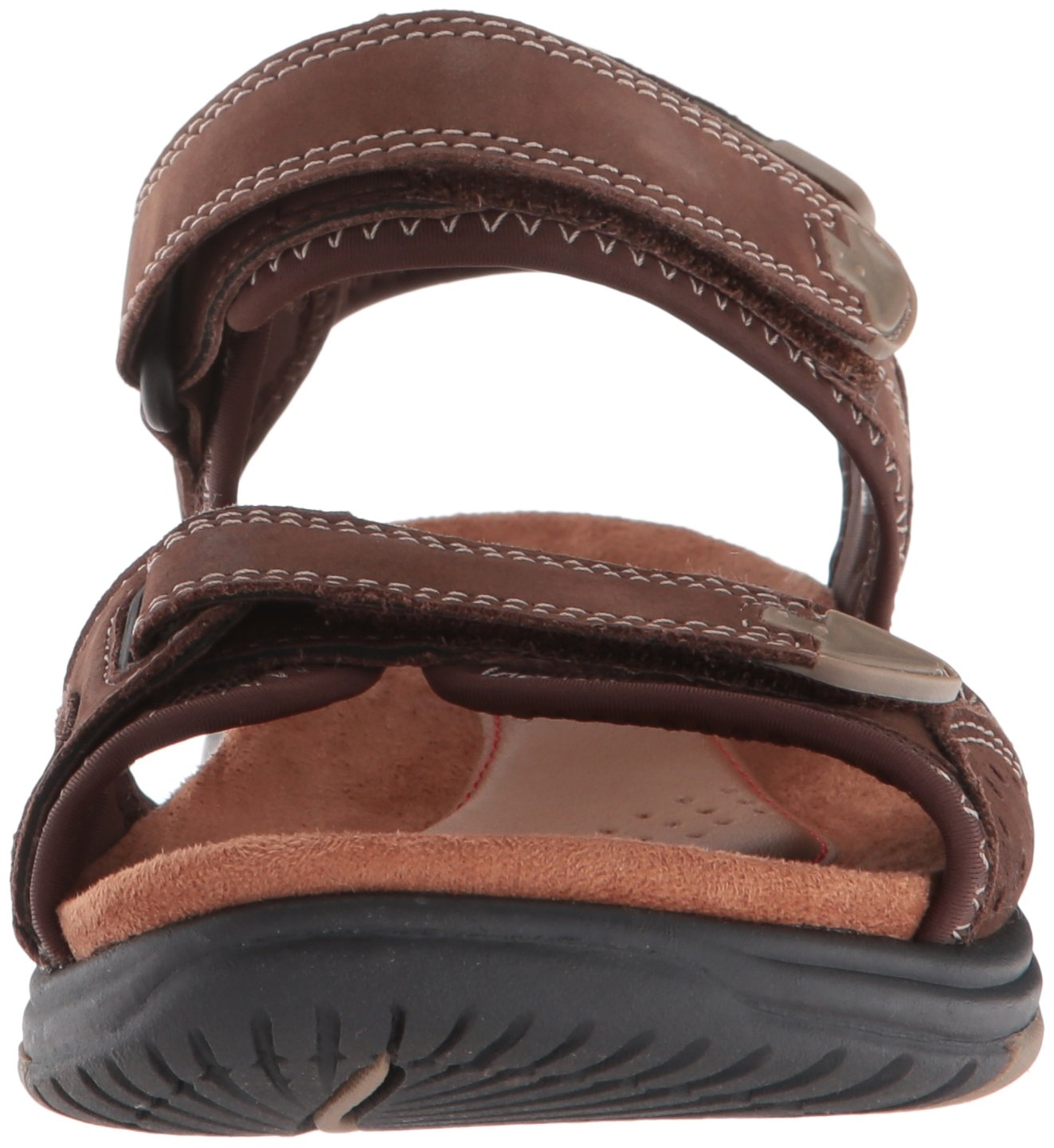 Rockport Women's Franklin Three Strap Sport Sandal B073ZV29PQ 7.5 W US|Brown