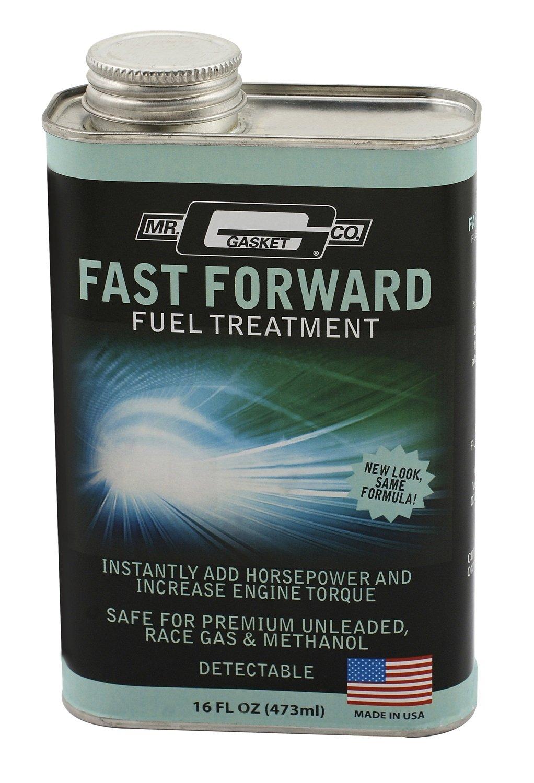 Mr. Gasket 1616G Fast Forward Fuel Treatment - 30 oz.