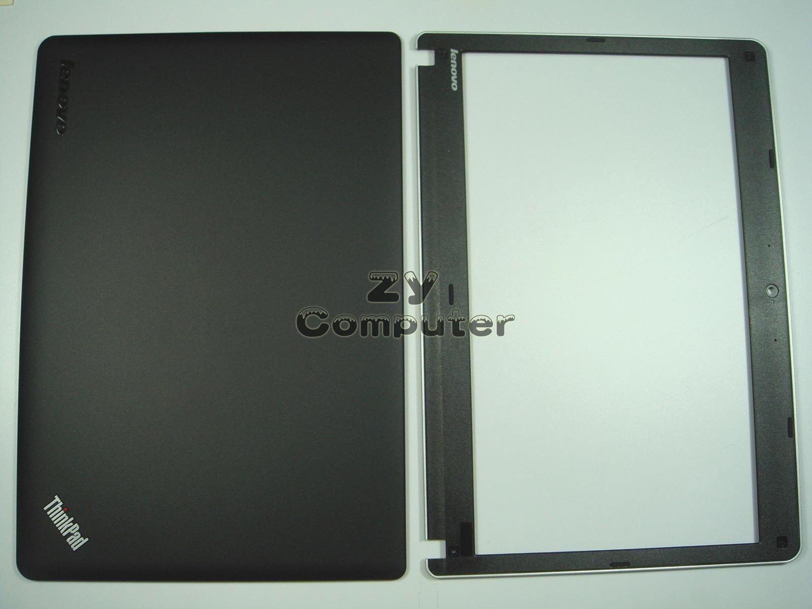 Lenovo ThinkPad Edge E430 Edge E435 Edge E430c LCD Back Cover With front Bezel LOGO 04W4234 AP0NU000920 - BLUE by IBM