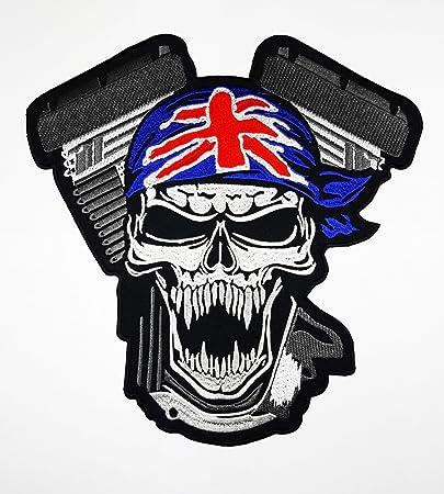 Großbritannien Union Jack Flagge Weste Britisch