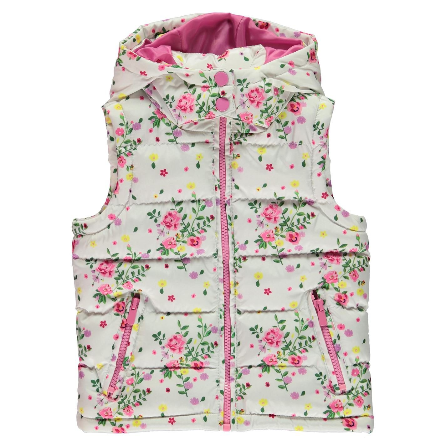 Crafted Girls Infants Gilet