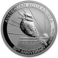 2020 AU 30th Anniversary Australian Kookaburra Silver Coin Dollar Uncircualted Mint